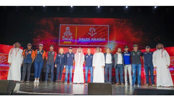Dakar 2020 – Saudi Arabia (1)