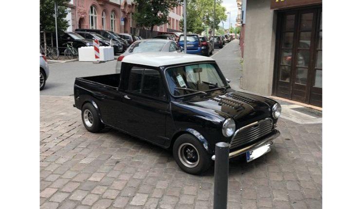 Mini-pickup